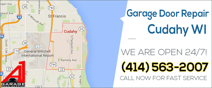 Cudahy Wisconsin Map.Garage Door Repair Cudahy Wi Pro Garage Door Service
