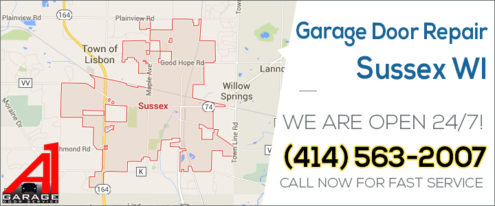Sussex Wisconsin Map.Garage Door Repair Sussex Wi Pro Garage Door Service