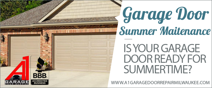 Garage-Door-Summer-maitenance